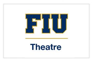 FIU Theatre Logo