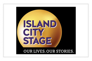 Island City Stage logo