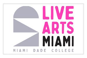 Live Arts Miami logo
