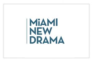 Miami New Drama logo